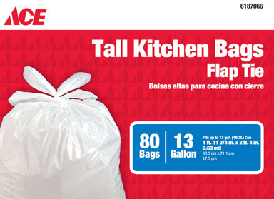 Kitchen Bags Marin Ace Hardware
