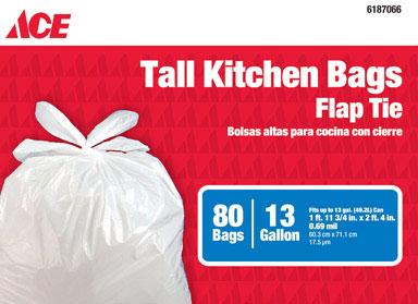 Kitchen Bags Marin Ace Hardware