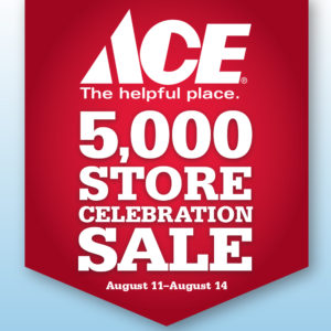 August 2017 5000 Store Sale Banner