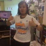 Licensed Golden State Warriors NBA Finals T-Shirt
