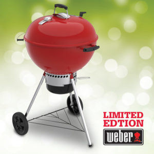 Limited Edition Weber Kettle 2017