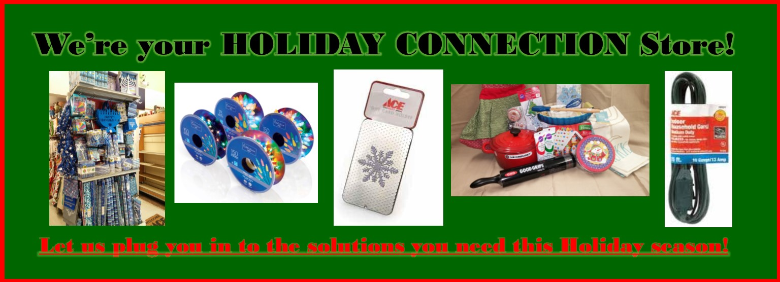 Holiday Connection Slider