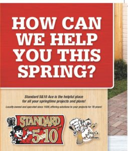 How can we help you this spring?