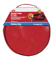 Booster Cable Bag