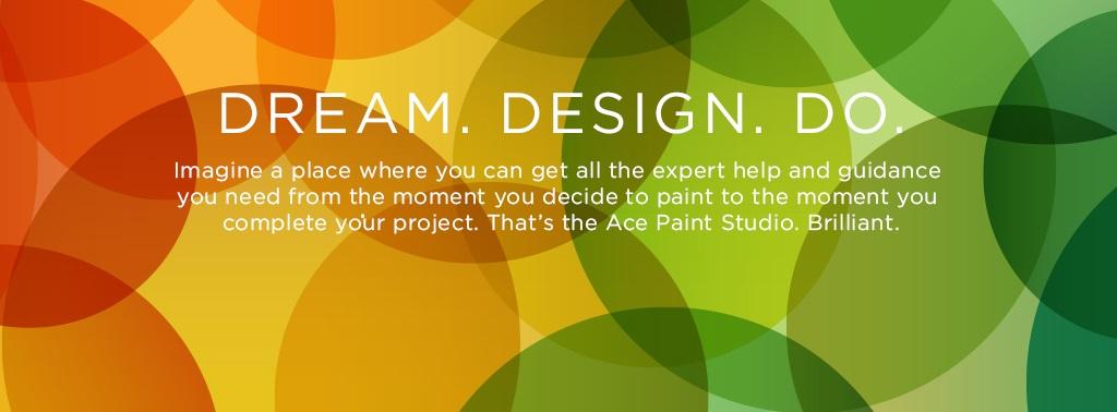 Marin Ace Hardware Paint Department
