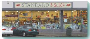 Old facade, Standard 5&10