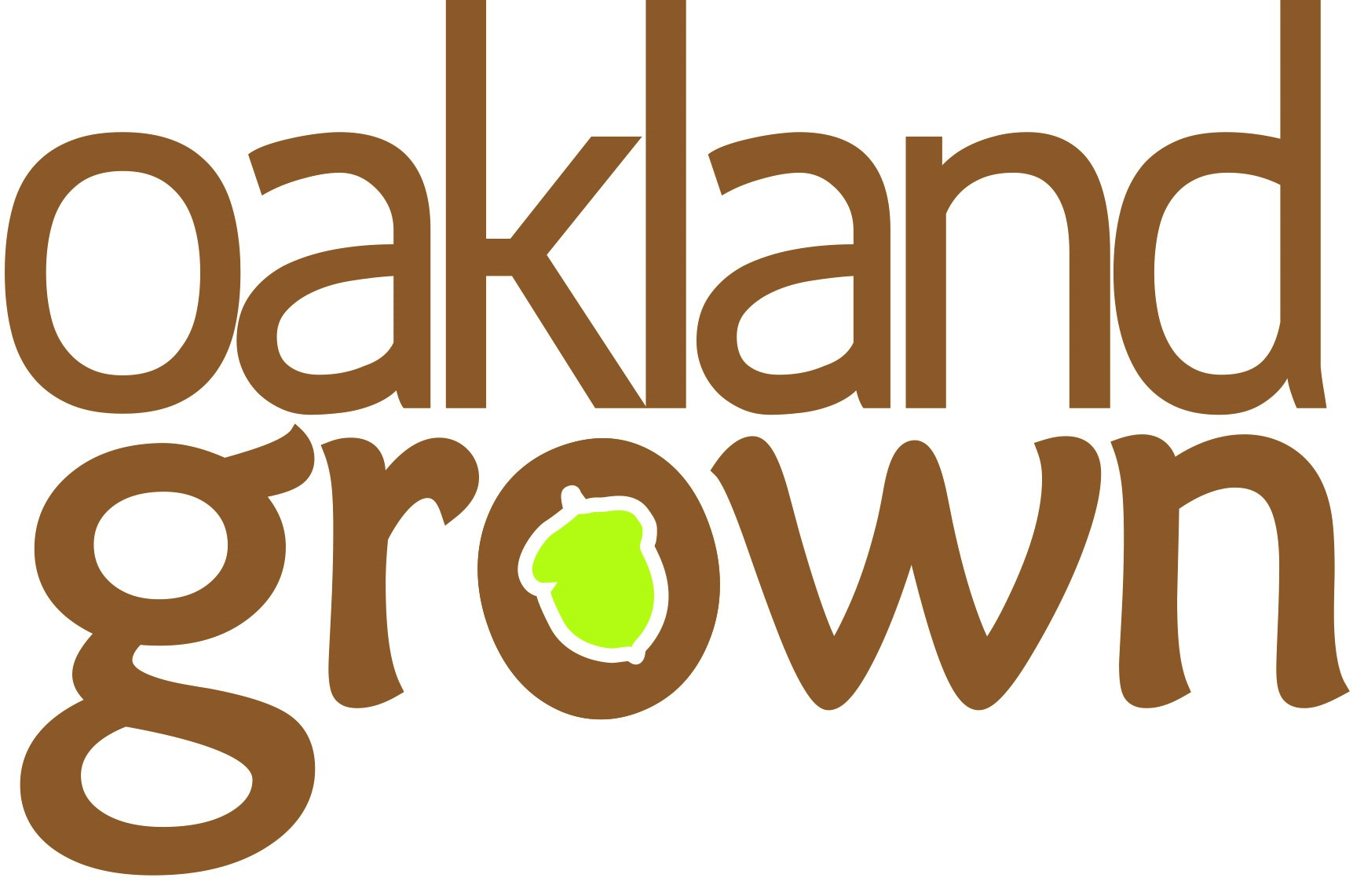 oakland grown