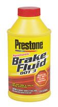 Prestone Brake Fluid
