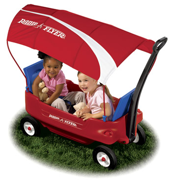 Radio Flyer Passport Wagon