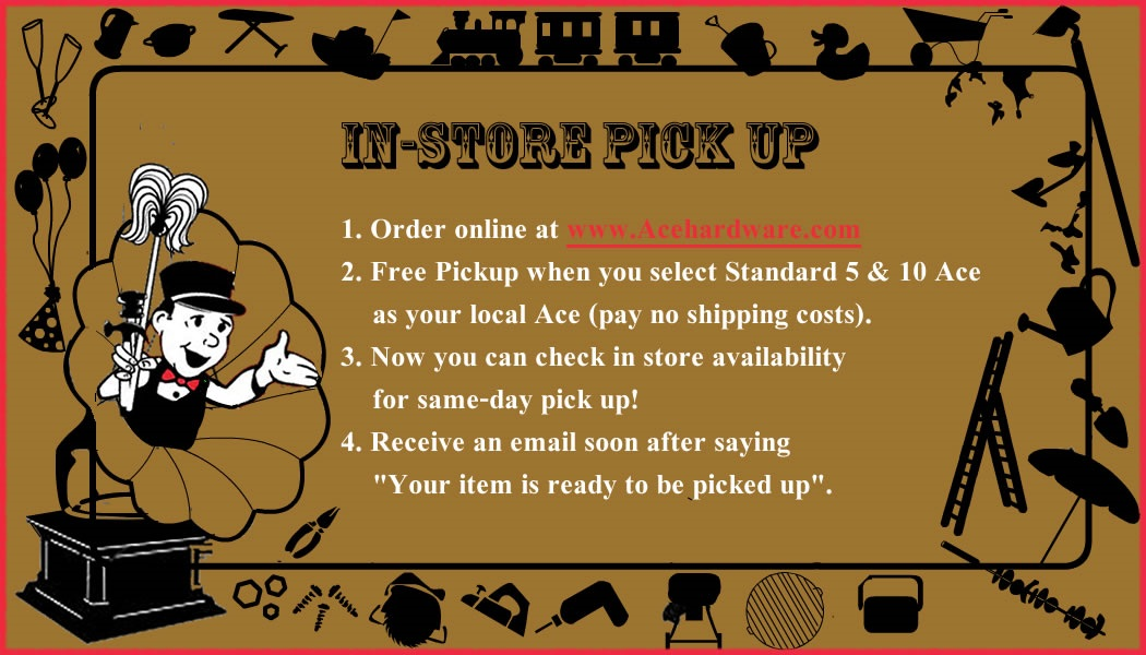 Standard 5 Amp 10 Ace Sf Laurel Village Shopping Center