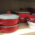 Stan's Red & White Pans