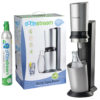 Sodastream Crystal Black/Silver Starter Kit