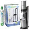 Sodastream Crystal Black/Silver Starter Kit