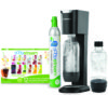Sodastream Genesis Soda Machine Black