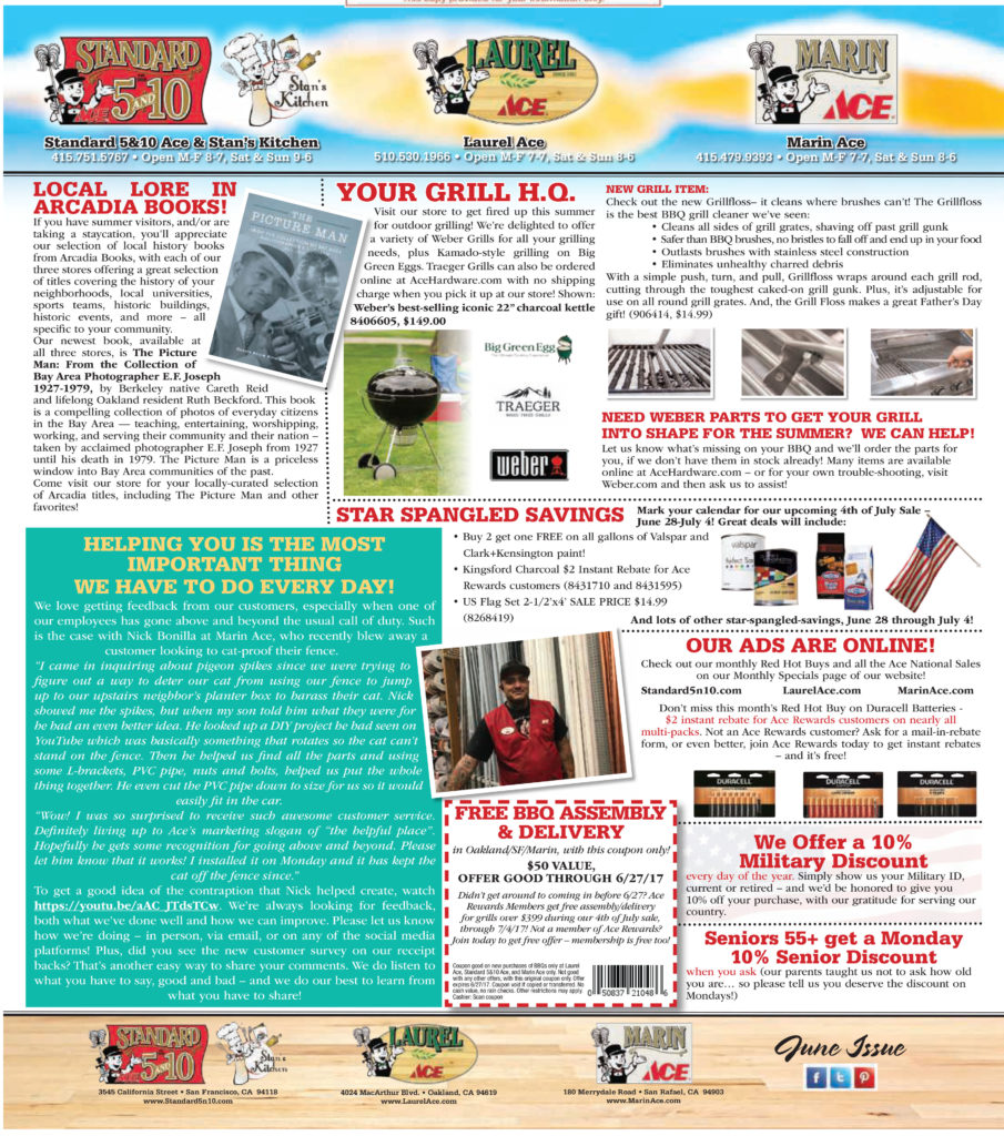 June 2017 Newsletter - Page 2