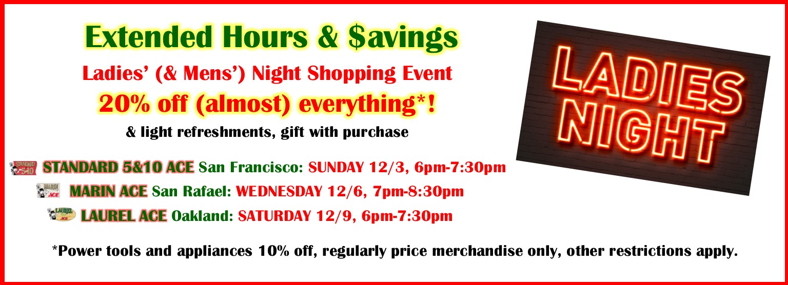 Extended Hours & Savings