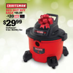 December 2017 Craftsman Vac