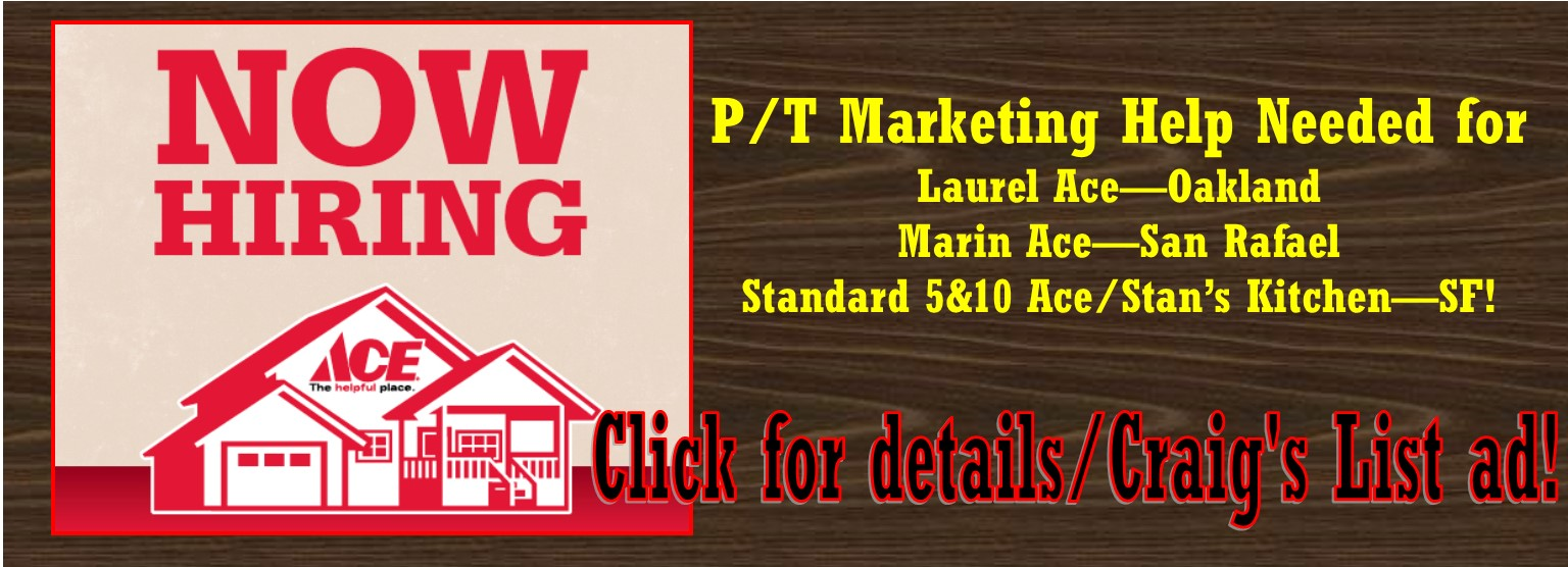 Now Hiring - Marketing