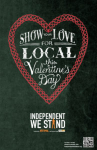 Show Your Love For Local