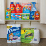 P&G Cleaning Products give to CMN