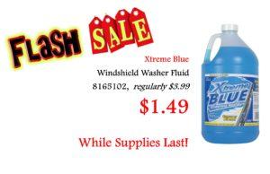 Flash Sale Windshield Wiper Fluid