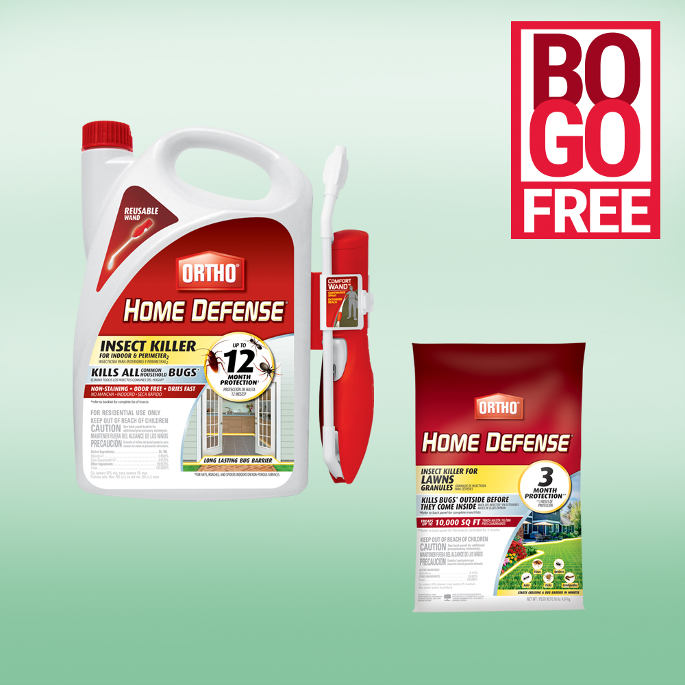 April 2018 Ortho Home Defense BOGO