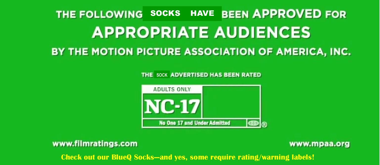 NC17 Socks