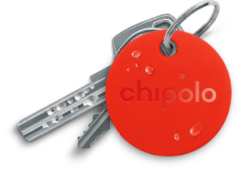 Chipolo means no more lost keys