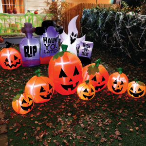 October 2018 - Halloween Decor