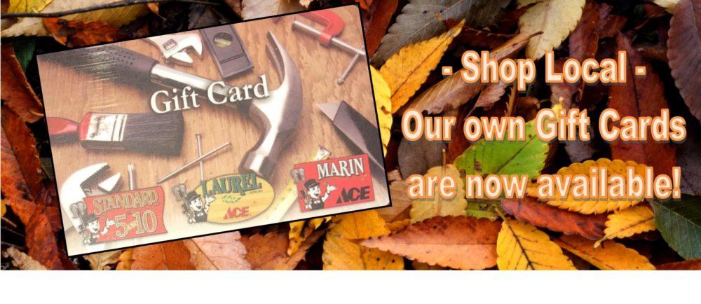 slider gift cards