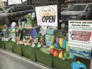 March 2019 Stan's Window