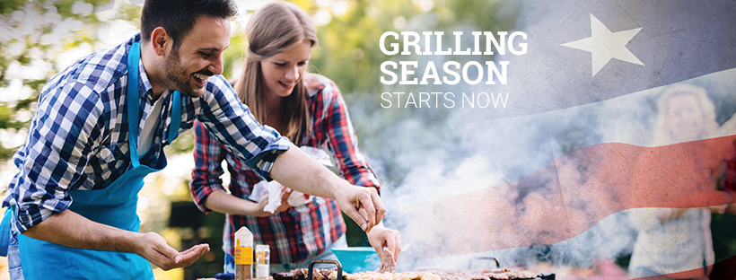 May 2019 - Grilling Ad