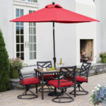Patio Red