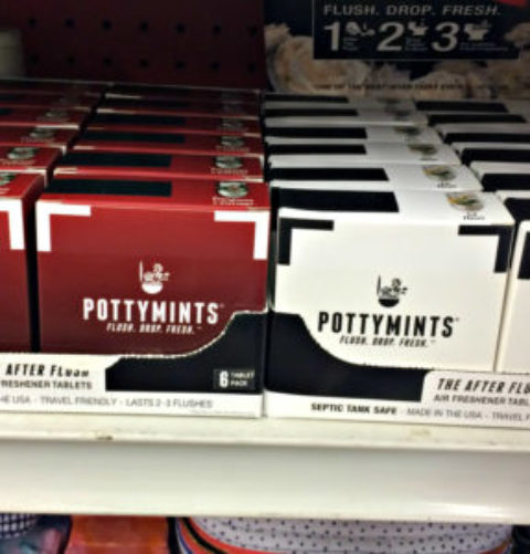 Potty Mints