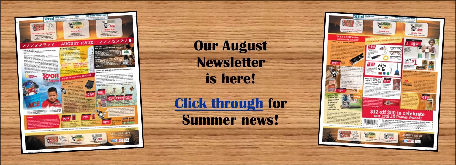 August NL