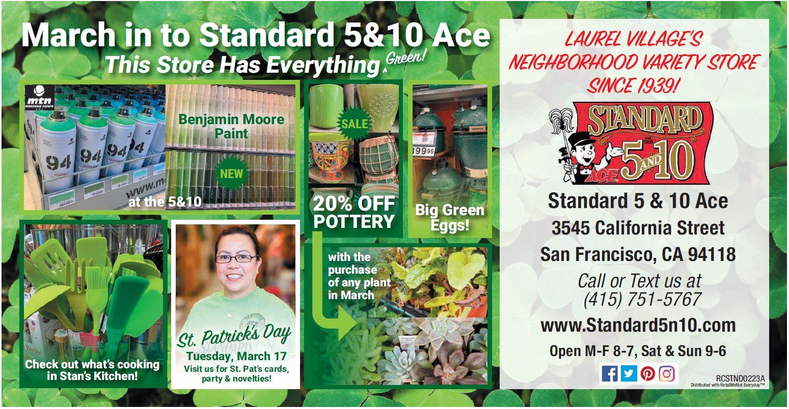 Monthly Specials Standard 5 Amp 10 Ace Hardware Laurel