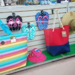 Summer Pool Beach Wearables Totes
