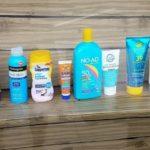 Summer Sunscreen Bug Repellent