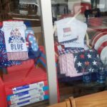 Memorial Day Window